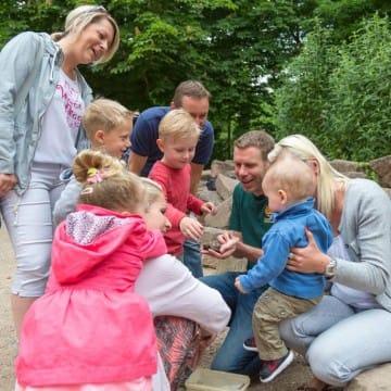 Kindergeburtstag im Zoo Magdeburg