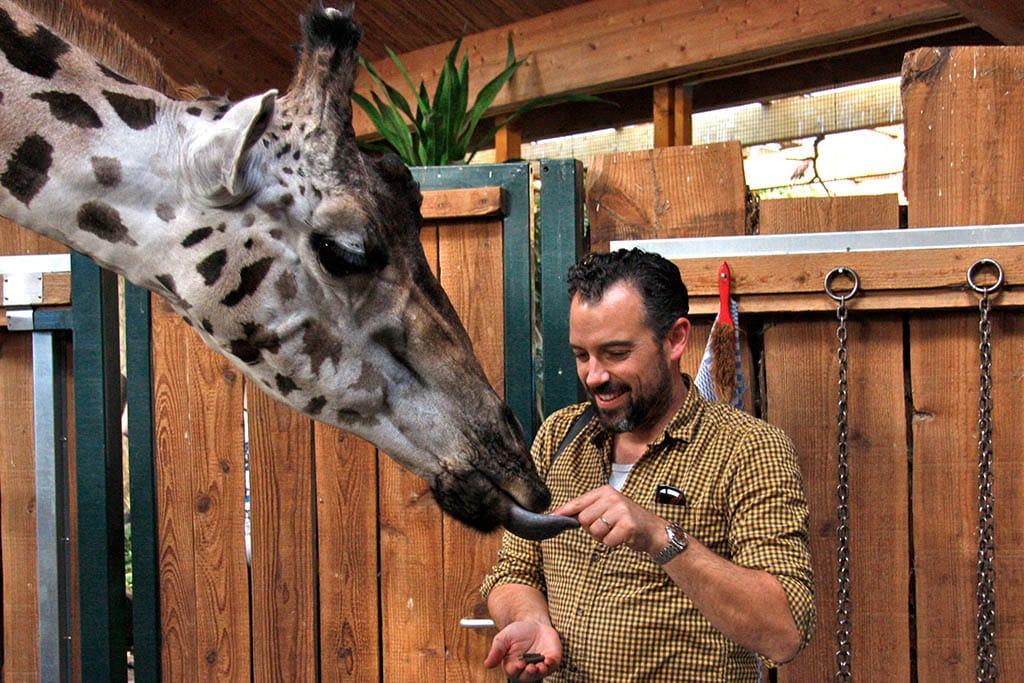 Ausbildung im Zoo