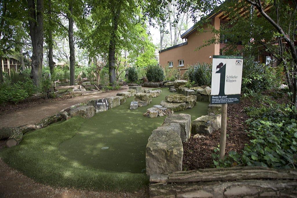 Adventure Golfanlage 1