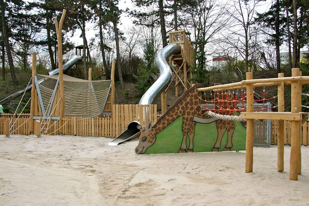 Unser Spielplatz für die Kleinen