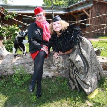 Theater im Zoo - Hennys erotisches Tierleben