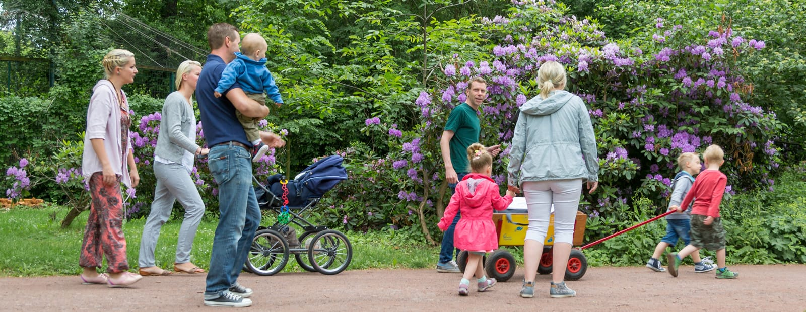 Besuchen Sie den Magdeburger Zoo