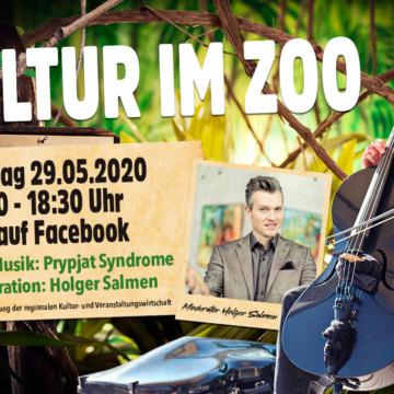 Kultur im Zoo Teil II: Online Veranstaltung am 29.05.2020