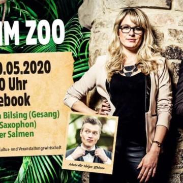 Kultur im Zoo: Online-Event am 20. Mai um 17:30
