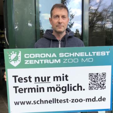 Mit Corona-Test zu Elefant, Tiger, Erdmännchen & Co.